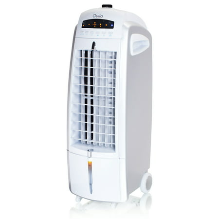 Quilo 3in1 Super Quiet Energy Efficient Portable Tower Fan & Evaporative Cooler & Humidifier, QE1SWS