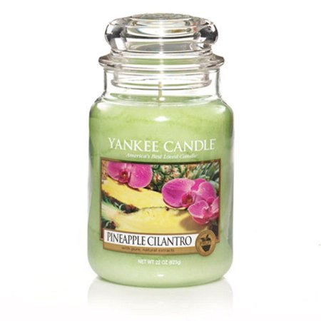 Yankee Candle Large Jar Candle  Pineapple Cilantro