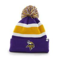 Minnesota Vikings NFL '47 Breakaway Pom Knit Hat Cap Beanie Adult Men's