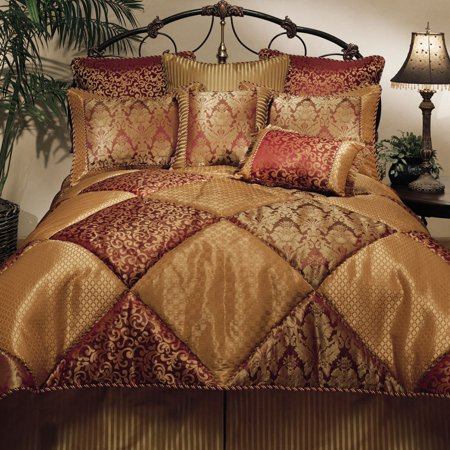 (Sherry Kline  Chateau Royale 8-piece Comforter Set)