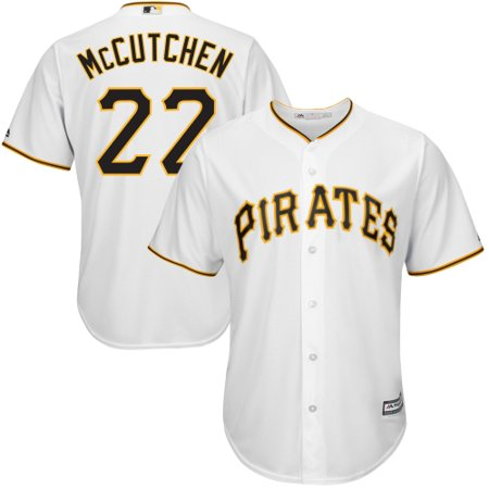 90c642605 Andrew McCutchen #22 Pittsburgh Pirates Majestic Big & Tall Cool ...