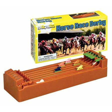 Toy Race Horses (Desktop Horse Race Derby)