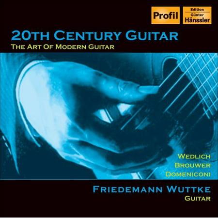 20th Century Guitar: The Art of Modern Guitar (Modern Art Artists Of The 20th Century)