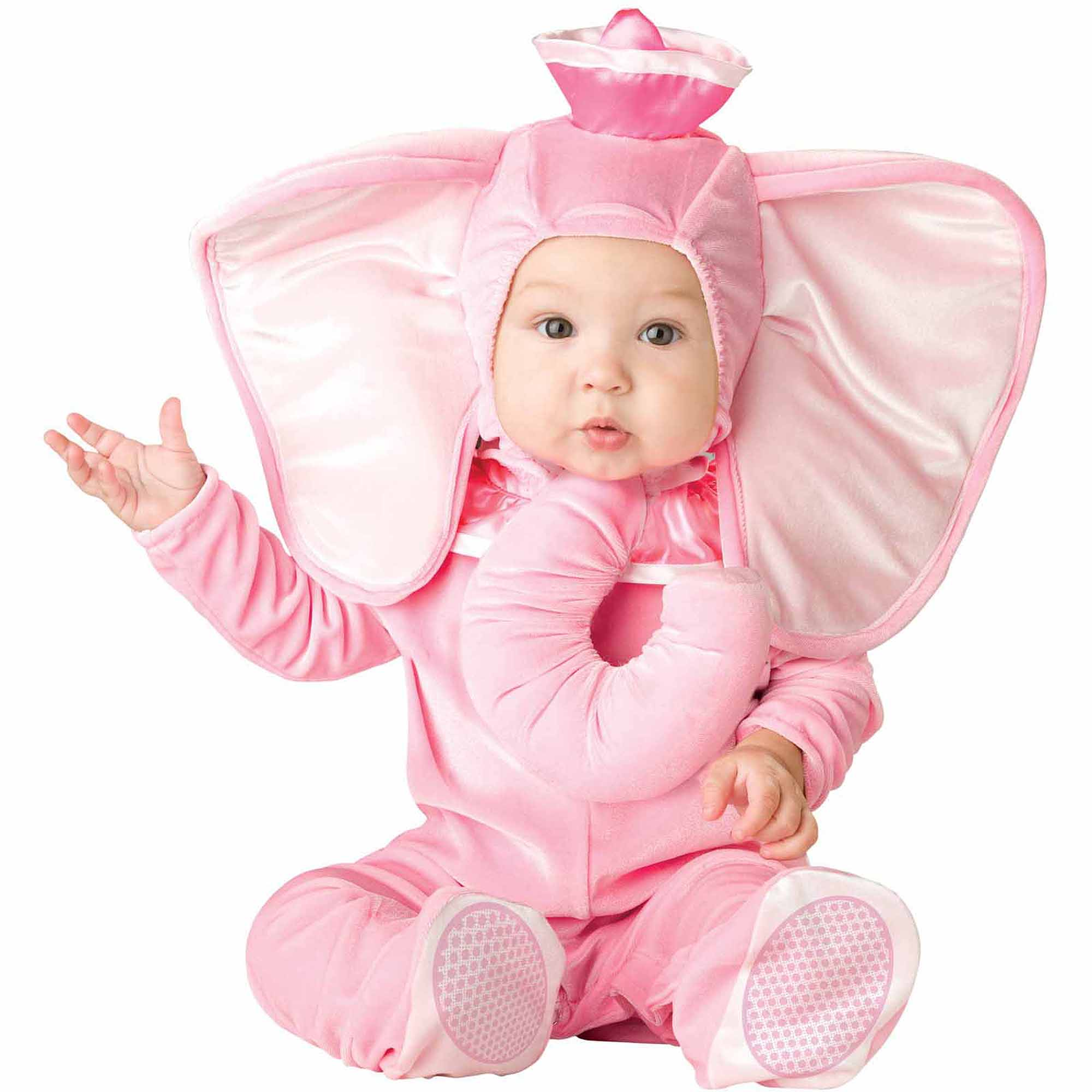 Pink Elephant Infant Halloween Costume  sc 1 st  Walmart & 12-18 Month Year Old Halloween Costumes