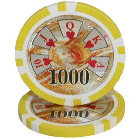 CPBF-Dollar 1000 Ben Franklin 14 g - 1000 Dollar