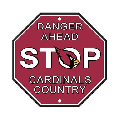 Fremont Die NFL Stop Sign