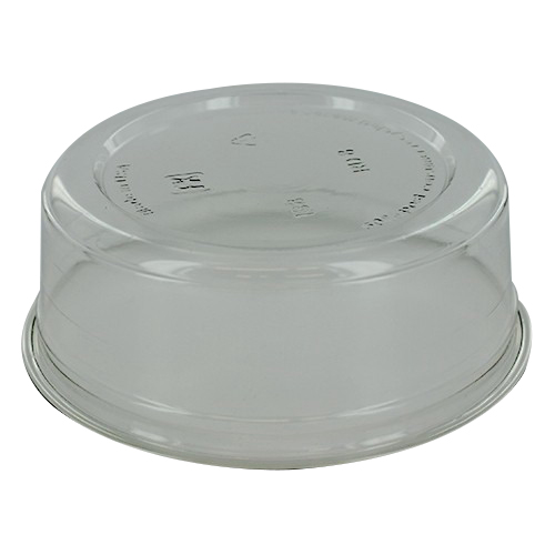 Fabri-Kal Alur PET Rolled Rim Round Deli Container Clear, 16 oz. | 500/Case