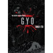 Gyo (2-in-1 Deluxe Edition) - eBook