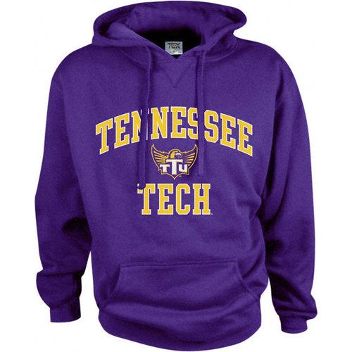 NCAA - Tennessee Tech Golden Eagles Perennial Hooded Sweatshirt