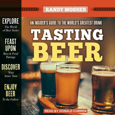 Tasting Beer, 2nd Edition - Audiobook