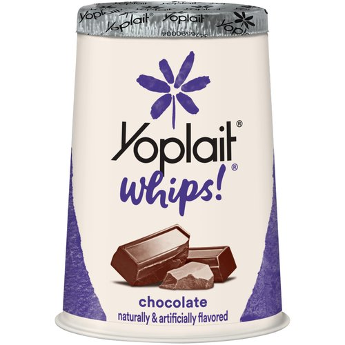 Yoplait? Whips!? Chocolate Yogurt Mousse 4 oz. Cup
