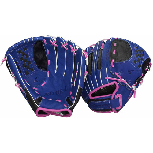 "Easton Natural Youth Fast Pitch Glove 12"" Left Hand Thrower"