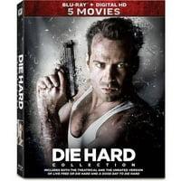 Die Hard 5-Movie Collection (Blu-ray) Deals