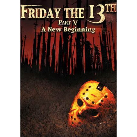 Friday The 13th And Halloween Crossover (Friday the 13th Part 5: A New Beginning (Vudu Digital Video on)