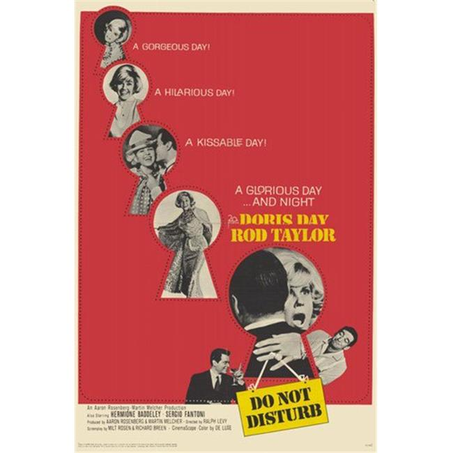 Posterazzi MOV254553 Do Not Disturb Movie Poster - 11 x 17 in. - image 1 of 1