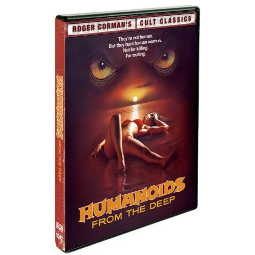 Humanoids From The Deep (Widescreen)