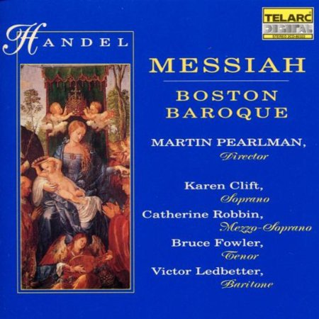 Messiah on Period Instruments (CD)