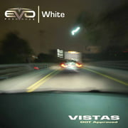 CIPA Vistas DOT Approved 9005 Halogen Headlight Bulbs