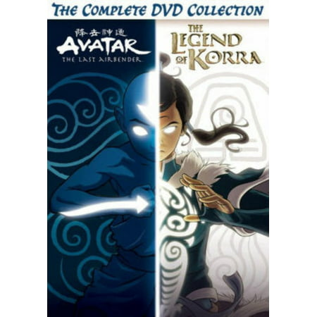 Avatar And Legend Of Korra Complete Series Collection (Johnson Legend Series)