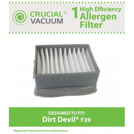 Dirt Devil Gator F39 Filter, Part # 2DT0880000 - image 1 de 1