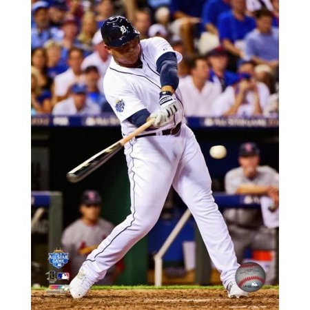 (Miguel Cabrera 2012 MLB All-Star Game Action Photo Print)