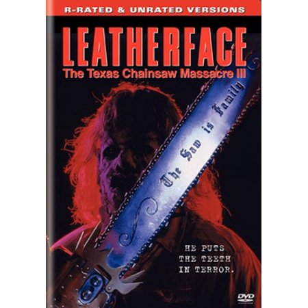 Leatherface: The Texas Chainsaw Massacre III (DVD)