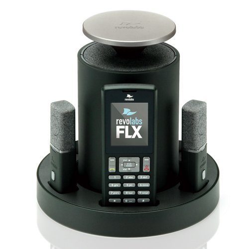 Revolabs FLX 2 VoIP SIP System w/ Two Wearable Microphones