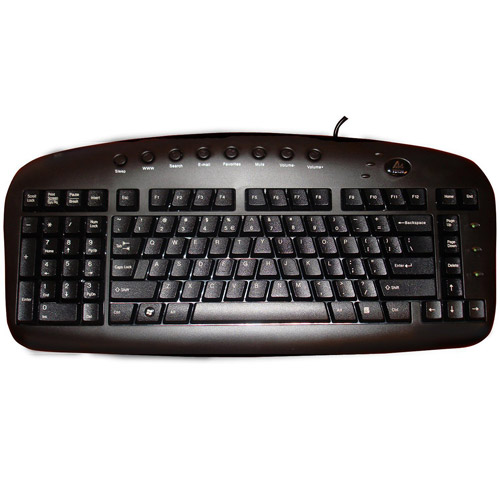 Ergoguys Left-Handed USB Ergonomic Keyboard Wired