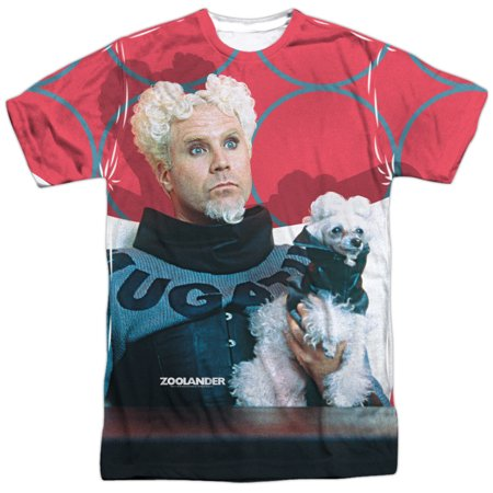 Zoolander Mugatu Mens Sublimation - Zoolander Jacket