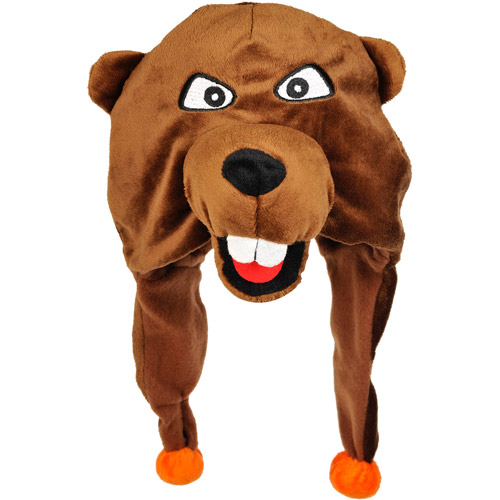 Forever Collectables NCAA Mascot Dangle Hat, Oregon State Beavers