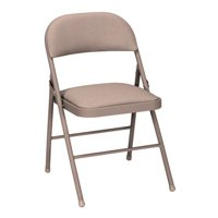 Cosco Cushioned Chair Sand - Case Of: 4