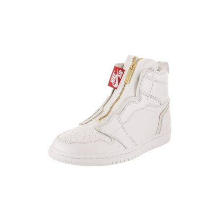 new concept ea6a9 8d355 Nike Jordan Women's Air Jordan 1 High Zip Basketball Shoe ...