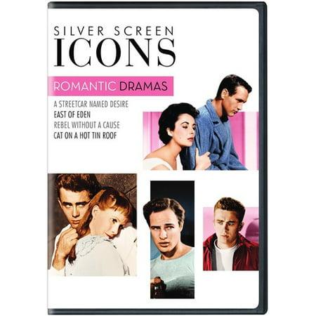 TCM Greatest Classic Films: Romantic Dramas (DVD)