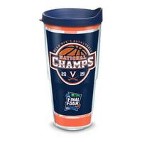 NCAA Virginia Cavaliers 2019 NCAA Basketball Champions 24 oz Tumbler with lid