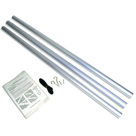 - Hydro Tools 54000 Aluminum Pole Pool for Solar Blanket Reel Systems 52000/53000