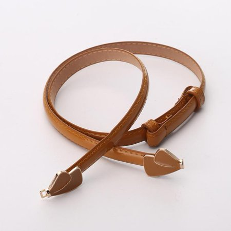 Elegant Fashion Women Belt Buckle Leather Waistband Accessories Belt Accessories Buckle