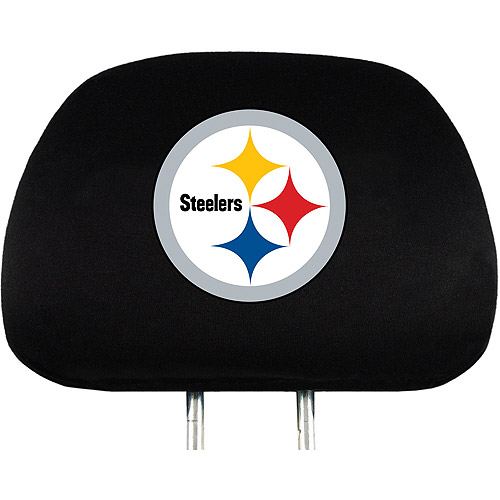 Pittsburgh Steelers NFL Head Rest Cover