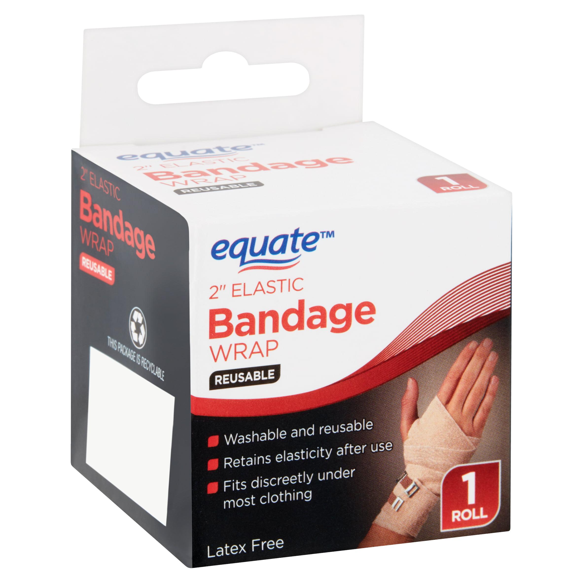 Equate 2 Elastic Bandage Wrap 1 Roll Walmart Inventory Checker