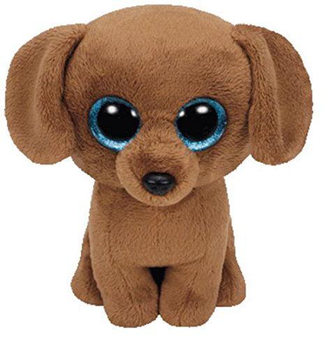 Ty Beanie Boo Plush Dougie The Dog 15cm Walmart Com