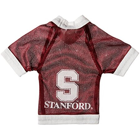 - NCAA Stanford Cardinal Athletic Mesh Dog Jersey (Team Color, Tiny)