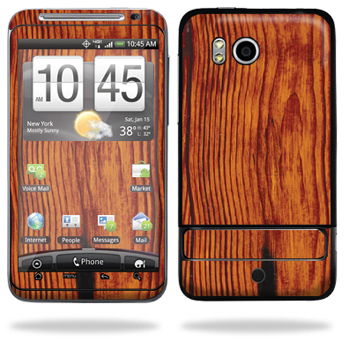 Mightyskins Protective Vinyl Skin Deca Cover for HTC Thunderbolt 4G Verizon Cell Phone wrap sticker skins