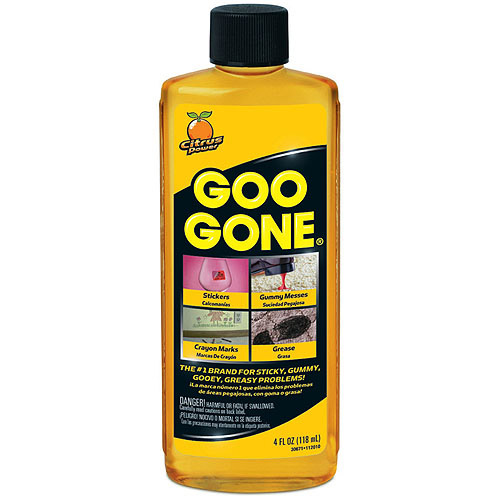 Goo Gone Remover Citrus Power, 4 oz