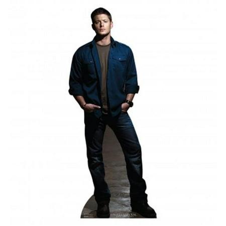 Supernatural Dean Winchester Lifesize Standup Standee Cardboard Cutout (Standup Cutouts)