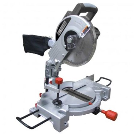 Professional Woodworker 8633 15a 10-in. Compound Miter Saw With Laser