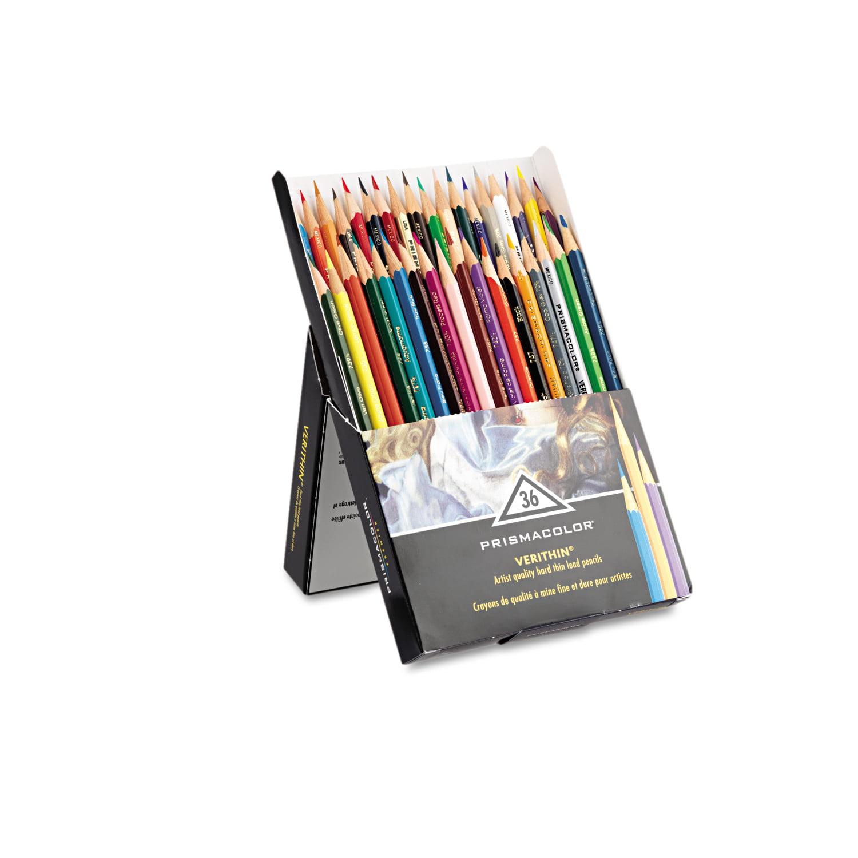 Prismacolor verithin colored art pencil set 36 pieces walmart nvjuhfo Choice Image