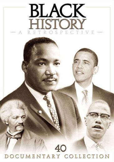 Black History: A Retrospective (Other) by Mill Creek Entertainment