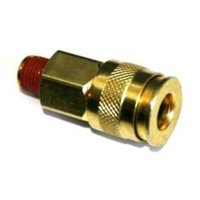 Porter Cable Air Compressor Brass Quick Connect Fitting # A19513