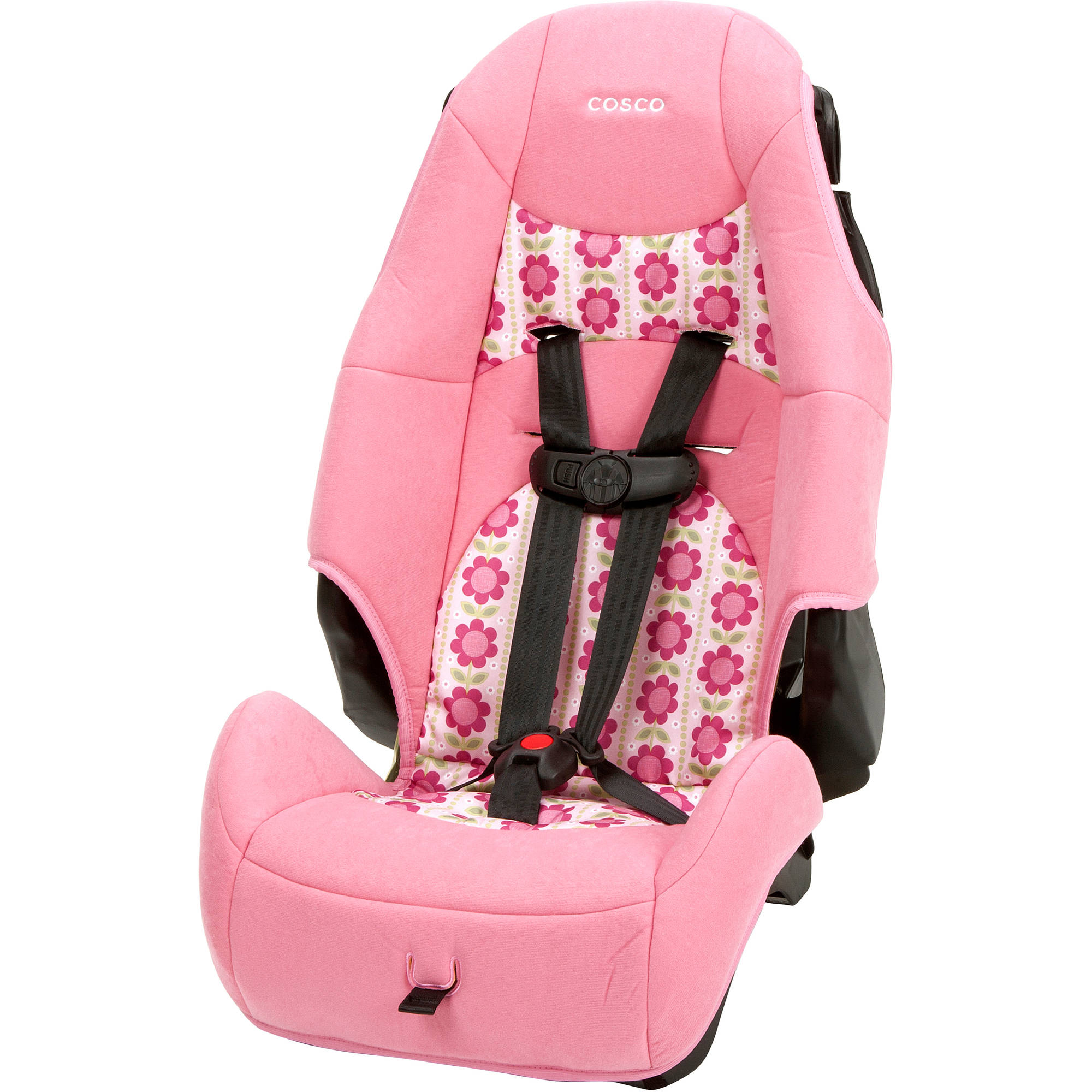 Cosco High Back Booster Car Seat - Abby Lane
