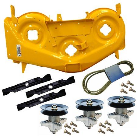 Cub Cadet 50 Quot Deck Shell Replacement Kit Yellow Rzt For