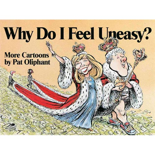 Why Do I Feel Uneasy?: More Cartoons